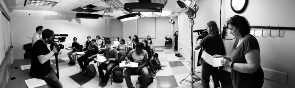 ACUE Concludes Week of Filming at CCNY