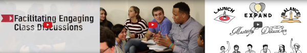 Video: Techniques for Facilitating Discussions