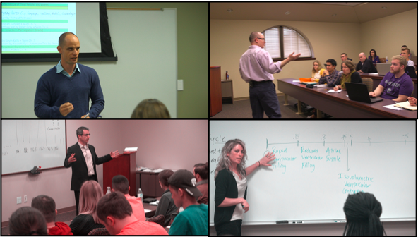 Kansas State Faculty featured in ACUE's Course in Effective Teaching Practices